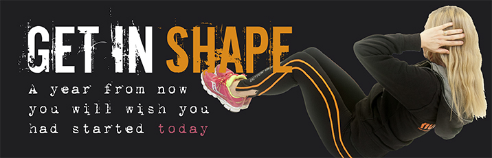 Blogg header Get in Shape