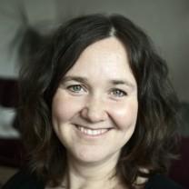 Katarina Johansson närbild ansikte