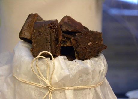 Raw chokladtryffel