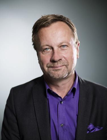 Livsmedelsverkets generaldirektör Stig Orustfjord porträttbild närbild