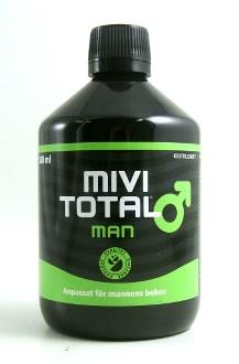 Mivitotal Man flaska