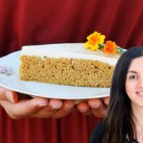 Morotstårta och maya dilek