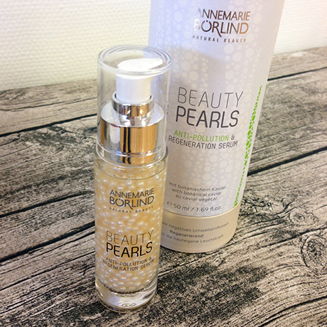 Beauty pearls serum