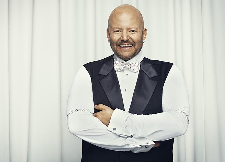 Jonas Hallberg pressfoto lets dance TV4