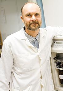 Professor Oleg Antzutkin.