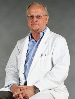 Bo Dettner, specialist i allmänmedicin. Foto: Stefan Svensson