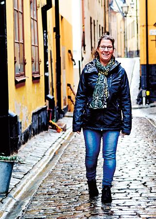 Marie-Louise Heidling. Foto: Ateljé Photos 4 U