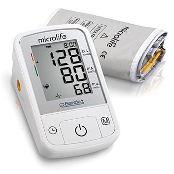 helautomatisk blodtrycksmätare!