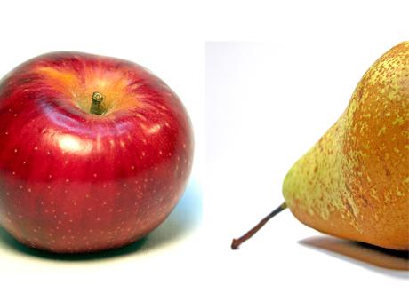 päron bra för magen