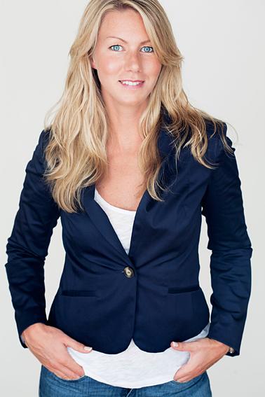 Kristina Andersson. Foto: Bianca Brancon-Cox