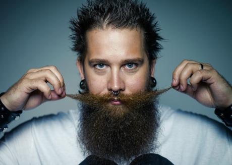 Idag firas World Beard Day - för kampen mot prostatacancer