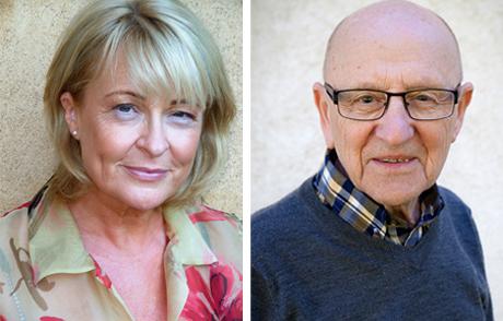 Planeringsexperterna Helén Vedlé och Rune Nilsson
