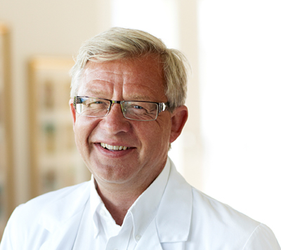 Jan Nilsson, ordförande i Hjärt-Lungfondens Forskningsråd