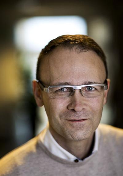 Martin Bergö, professor vid Sahlgrenska Cancer Center.