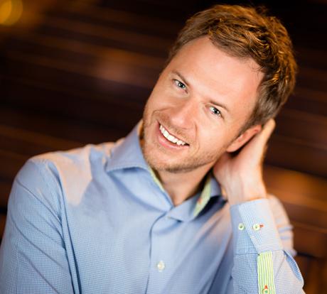 Olof Röhlander, mental styrketränare. Foto: