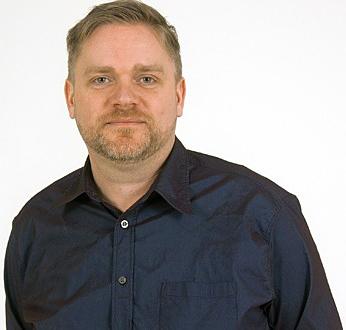 Rolf Forslund, sjuksköterska och hälsorådgivare