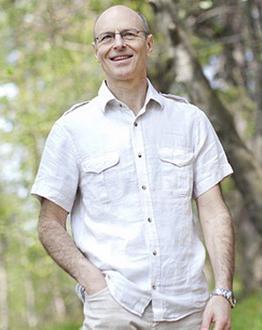 Bertil Wosk, näringsterapeut och grundare av Holistic Sverige.
