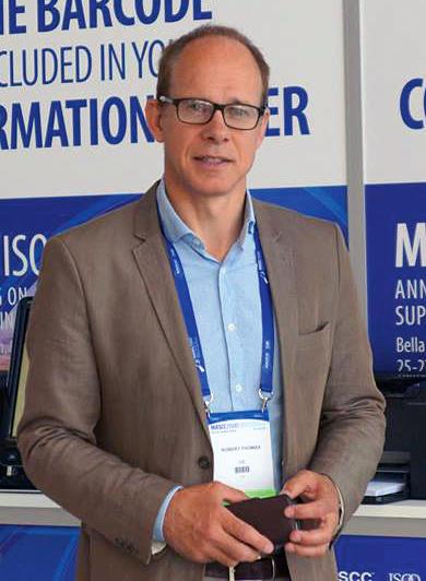 Onkologen Robert Thomas.