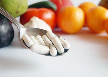 Jag är både emot och för kosttillskott