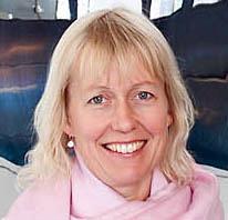 Docent Catharina Lavebratt.