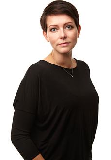Hannah Sjöström. Foto: Dennis Wernersson