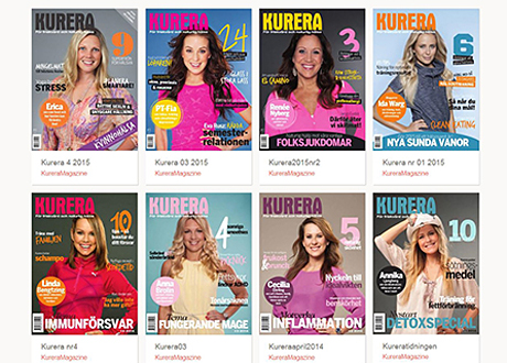 Vill du läsa äldre nummer av papperstidningen Kurera?