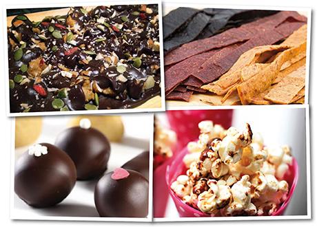 Alger vagen till nyttig choklad