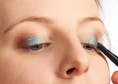 Ögonsminkning: Intensitetsskugga