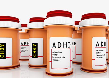 adhd medicin biverkningar vuxen