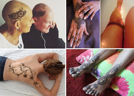 henna tatuering umeå
