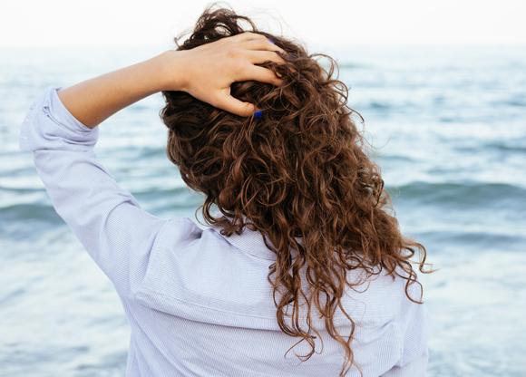 borsta håret bra eller dåligt