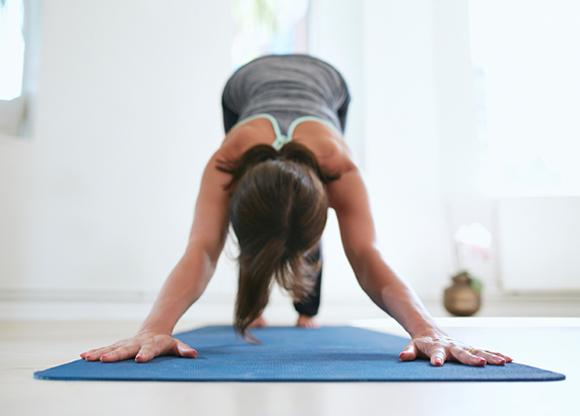 yoga gravid undvika
