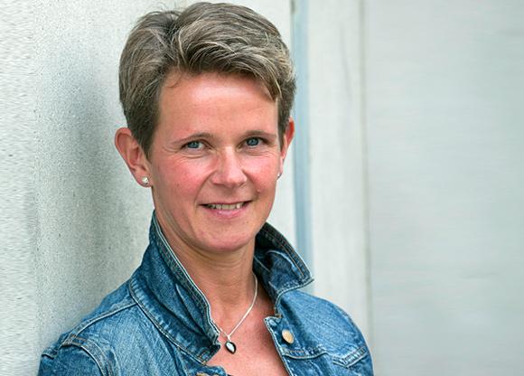 Sjukgymnasten Carina Thorstensson