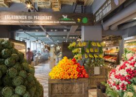 Paradisets grönsakshörna Södermalm