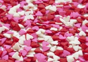 sockerhjärtan