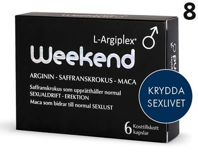 l-argiplex weekend