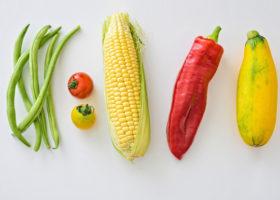 Blandade grönsaker
