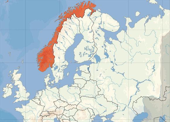 hitta i norge karta Norge – landet med världens lyckligaste befolkning | Kurera.se hitta i norge karta