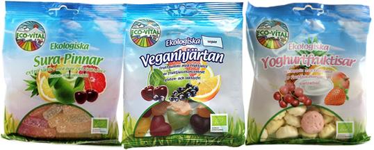 Eco Vitals godispåsar