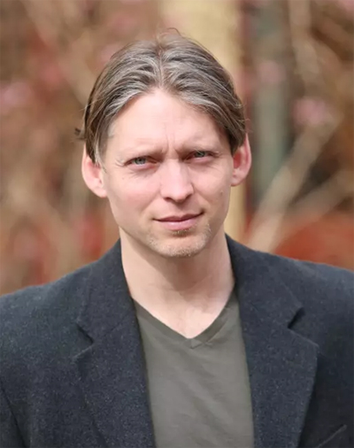 Kristian Petrov, docent i idéhistoria och universitetslektor i kulturstudier vid Karlstads universitet