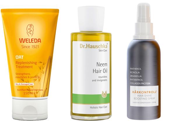 spaprodukter för håret
