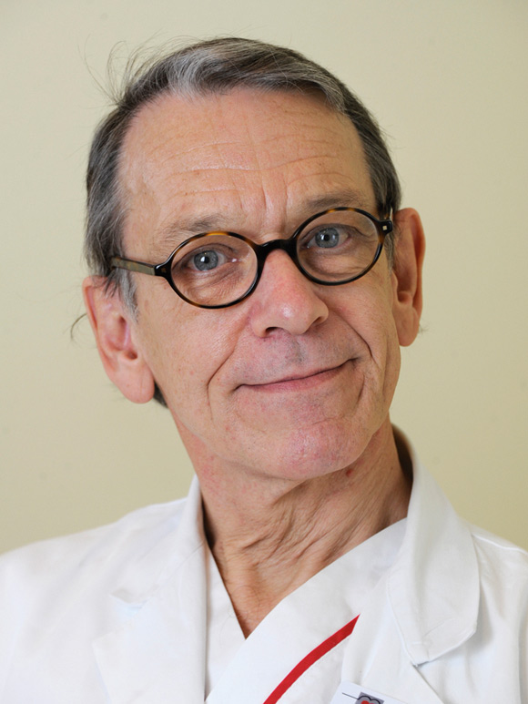 kardiologen och överläkaren Urban Alehagen