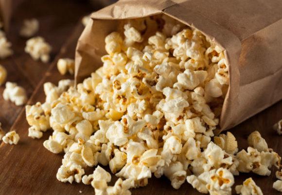 Popcorn nyttigt eller onyttigt