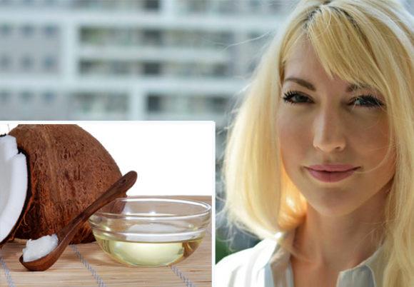 kollage kokosolja intill kokosnöt och martina johansson