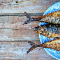 stekt fisk