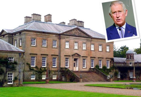 prins charles dumfries house