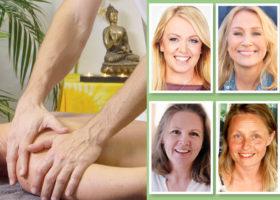 massage maria torshall karin bjorkegren jones helene bengtsson och siri lundstrom