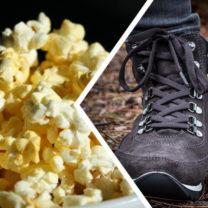 popcorn skor