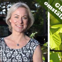 maria åkerberg vinjetten grön omställning
