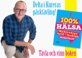 peter feldt boken 100 procent hälsa